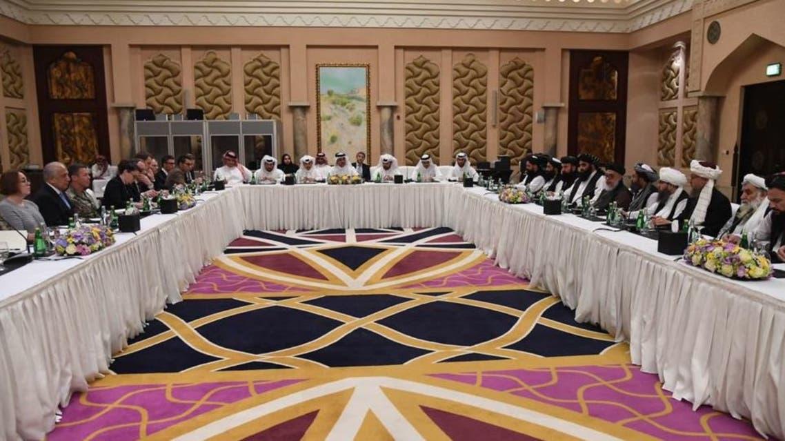 طالبان مفاوضات