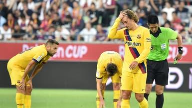برشلونة يدفع 671 مليون يورو رواتب سنوية للاعبيه