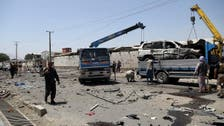 At least 34 killed as Afghan bus hits 'Taliban' bomb: Official