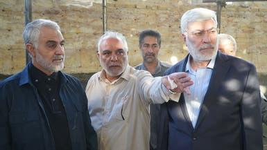 قاسم سليماني يجري تغييرات بشبكة إيران المالية في العراق