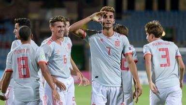 إسبانيا تهزم البرتغال وتتوج ببطولة كأس أوروبا تحت 19 عاماً