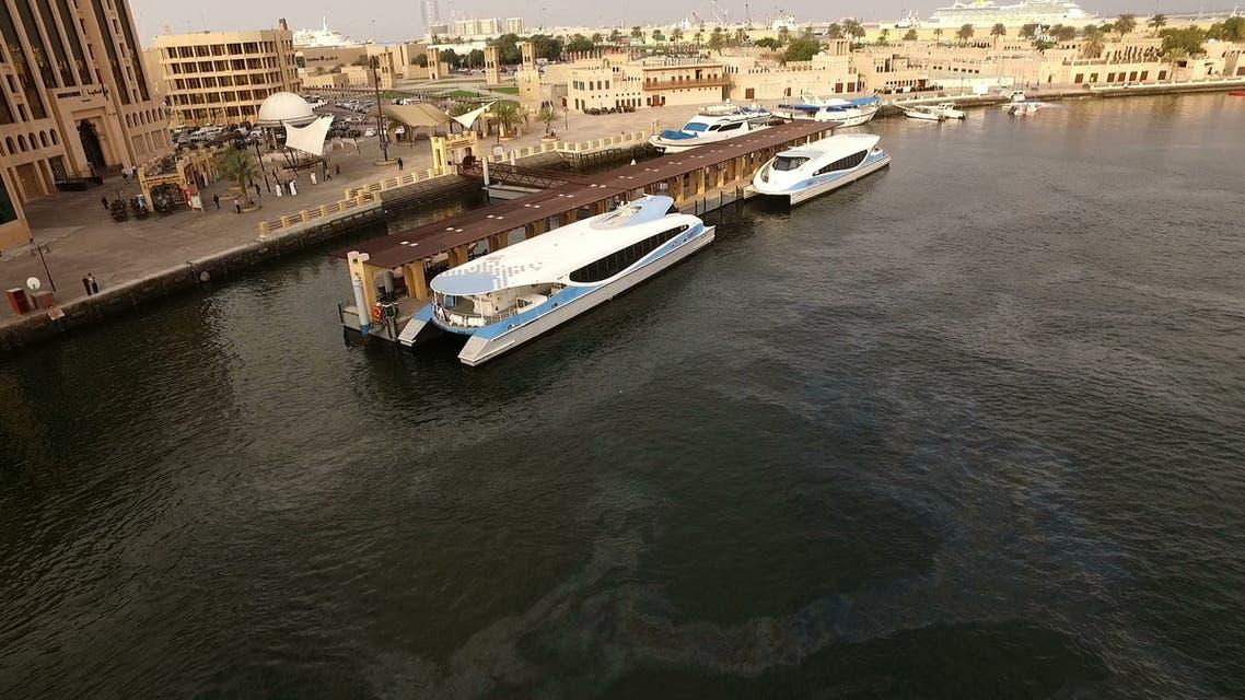 مراكب النقل البحري