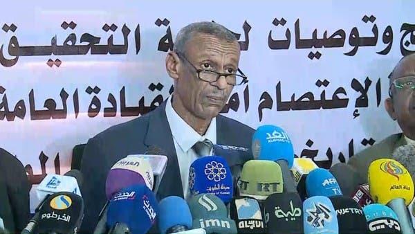 تحقيقات فضّ اعتصام السودان: تورط ضباط بإطلاق النار