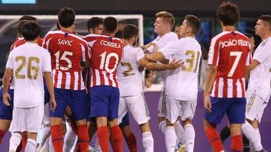 """هزيمة أتلتيكو """"المذلة"""" تدق ناقوس الخطر في ريال مدريد"""