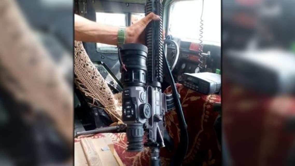 کشته شدن تک تیراندازی طالبان در ولایت لغمان افغانستان