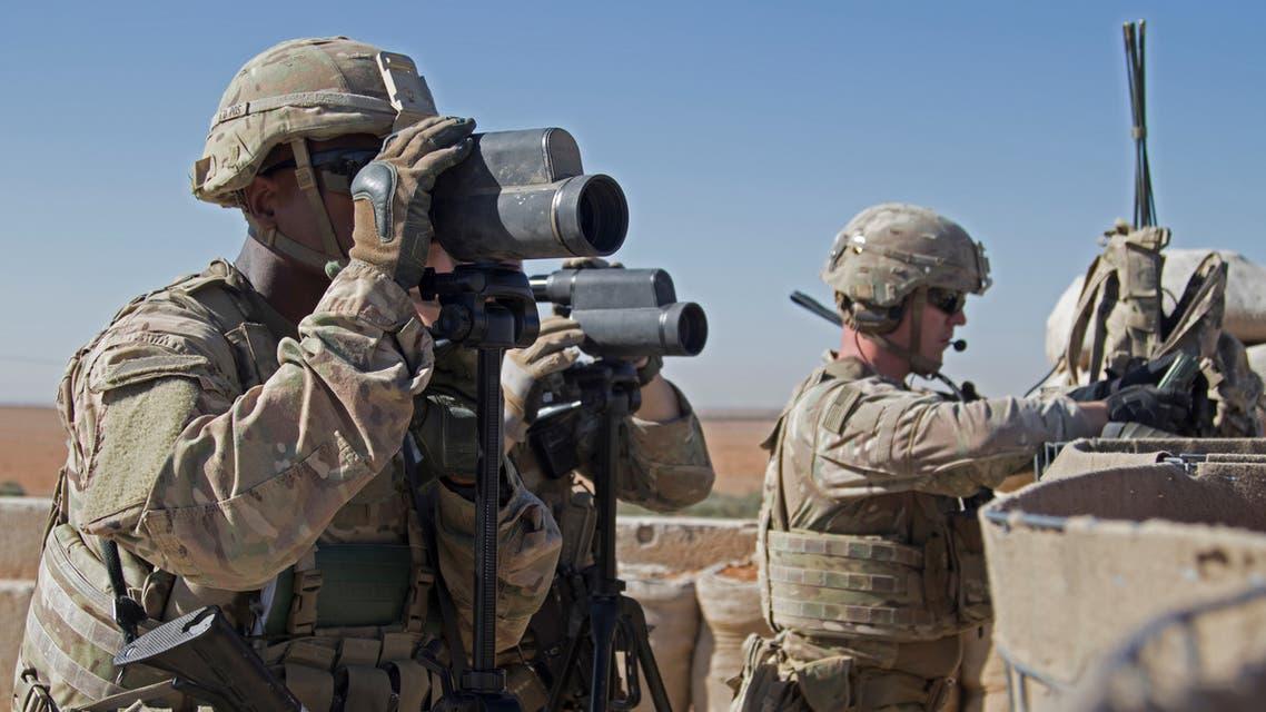 جنود أميركيون في منبج