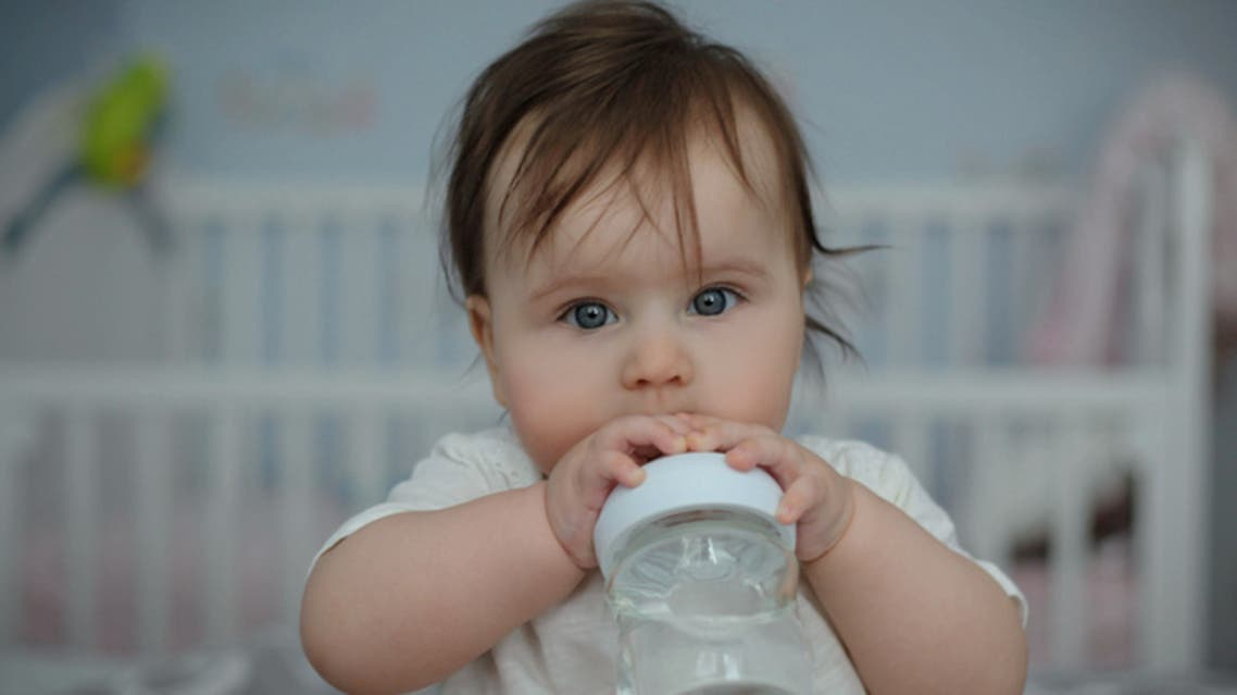 baby water