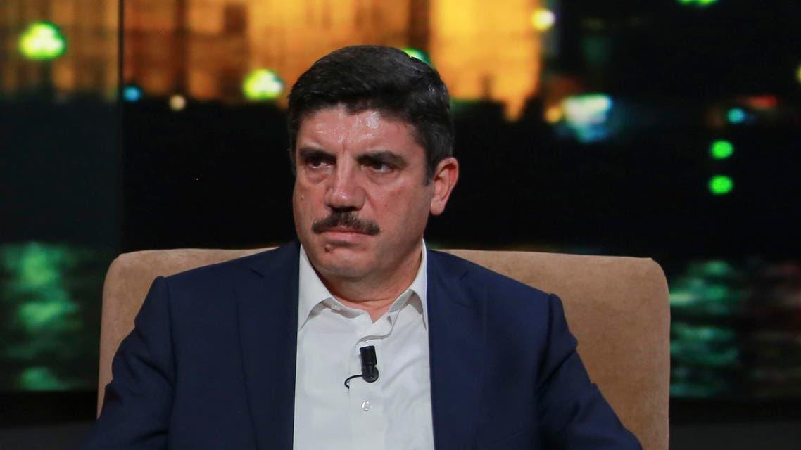 Yasin Aktay, Erdogan's adviser (CROP OUT BEFORE USE) - AP