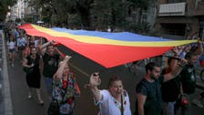 Thousands protest in Romania over kidnapped 15-year-old girl