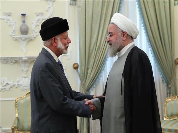 روحاني ويوسف بن علوي بحثا ملف الملاحة الدولية في الخليج