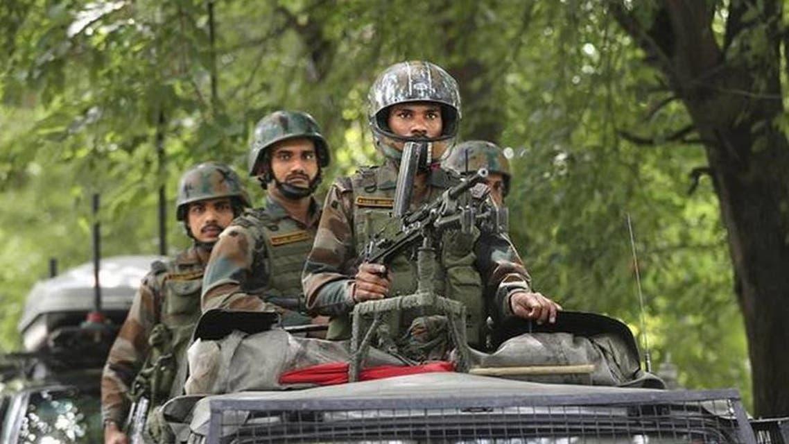 تعزيزات عسكرية في الشطر الهندي من كشمير