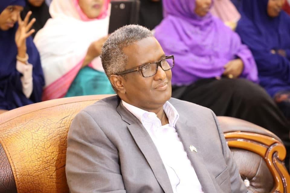 عبد الرحمن عبد الشكور زعيم الحزب الصومالي