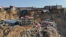 China landslide death toll rises to 36, 15 still missing
