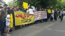 وزير الداخلية الإيراني يحذر من تجدد الاحتجاجات الشعبية