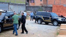 Brazil says one suspect nabbed in $30 million gold heist
