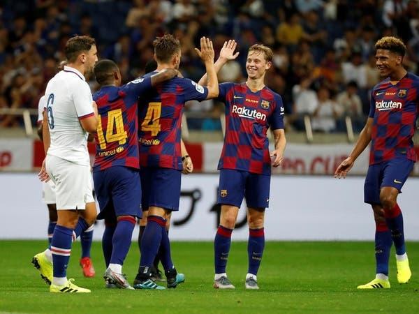 """دي يونغ """"غير مقتنع"""" بمستواه مع برشلونة"""