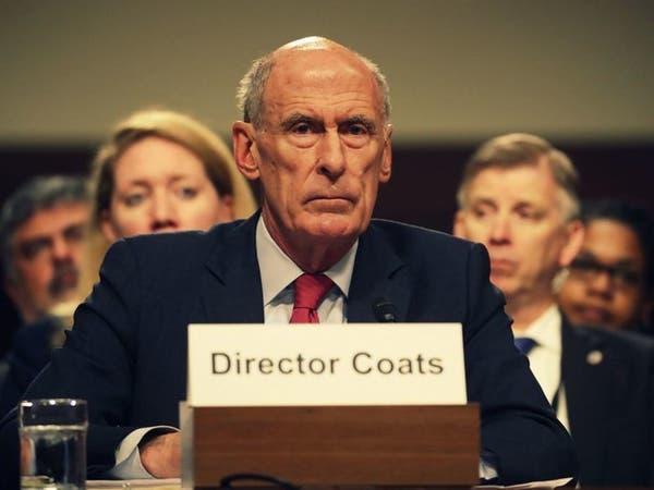 ترمب يعلن استقالة مدير الاستخبارات الوطنية الأميركية