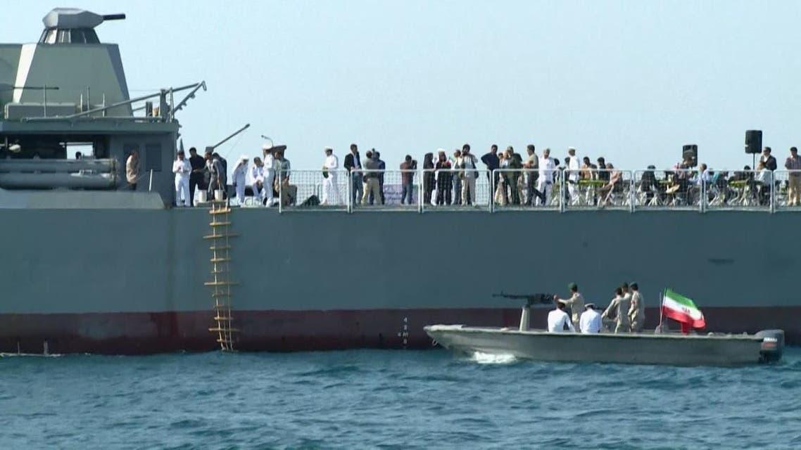 واشنطن تدعو السفن إلى تشغيل أجهزة التتبع باستمرار