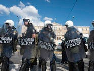 بعد أحداث عنف.. اعتقال 61 مهاجراً غير شرعي في اليونان