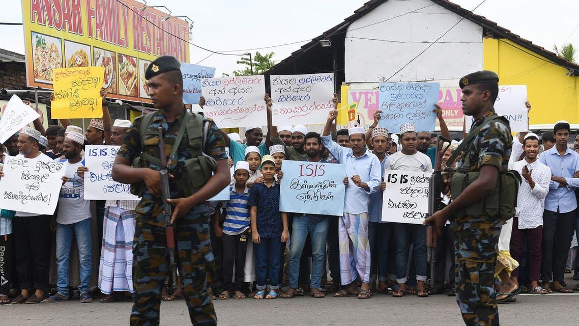 Sri lanka (AFP)