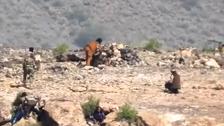فيديو.. تحرير مواقع جديدة ومقتل 20 حوثياً في الضالع
