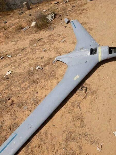 الطائرة التي سقطت
