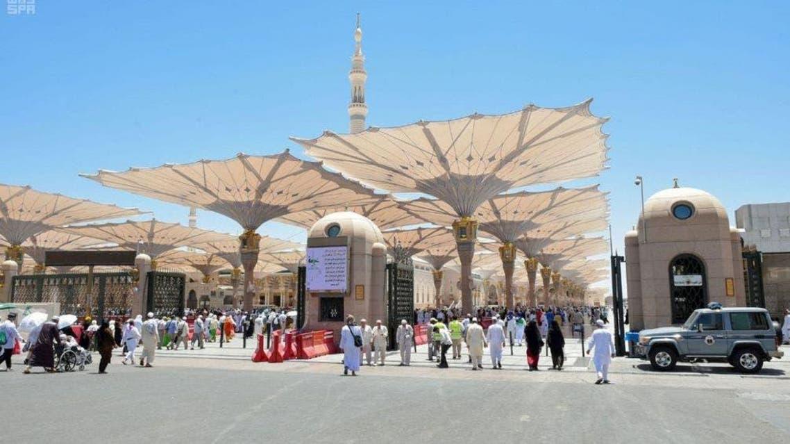 masjid nabvi(SAW)