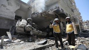 روسيا تقصف لأول مرة منذ الهدنة شمال غربي سوريا