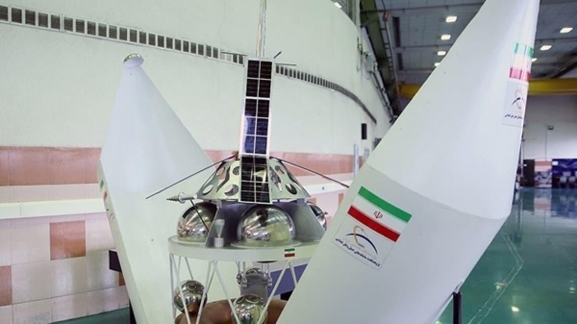 قمر صناعي ايراني