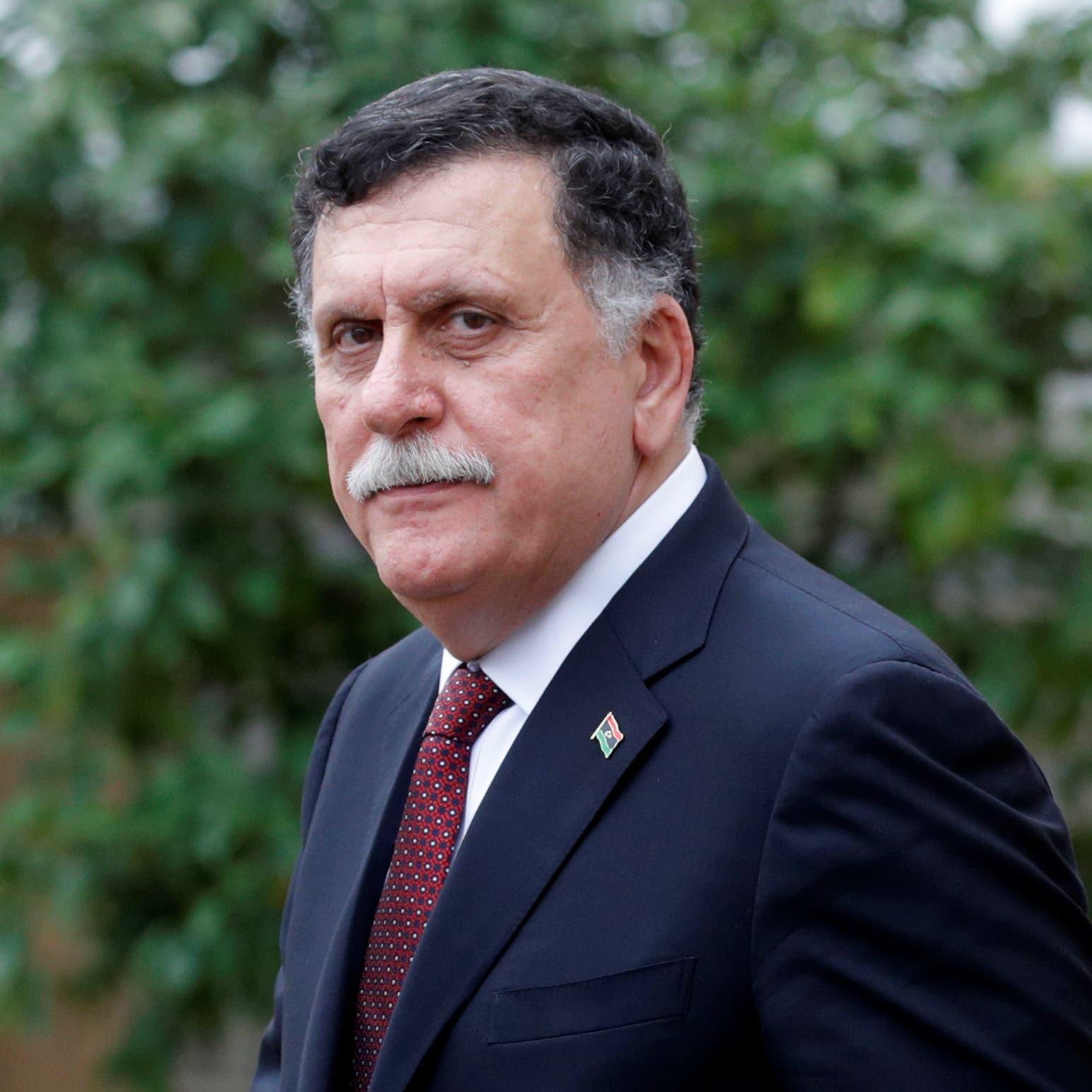 """لأول مرة.. """"الوفاق الليبية"""" تقر بتلقي أسلحة من تركيا"""