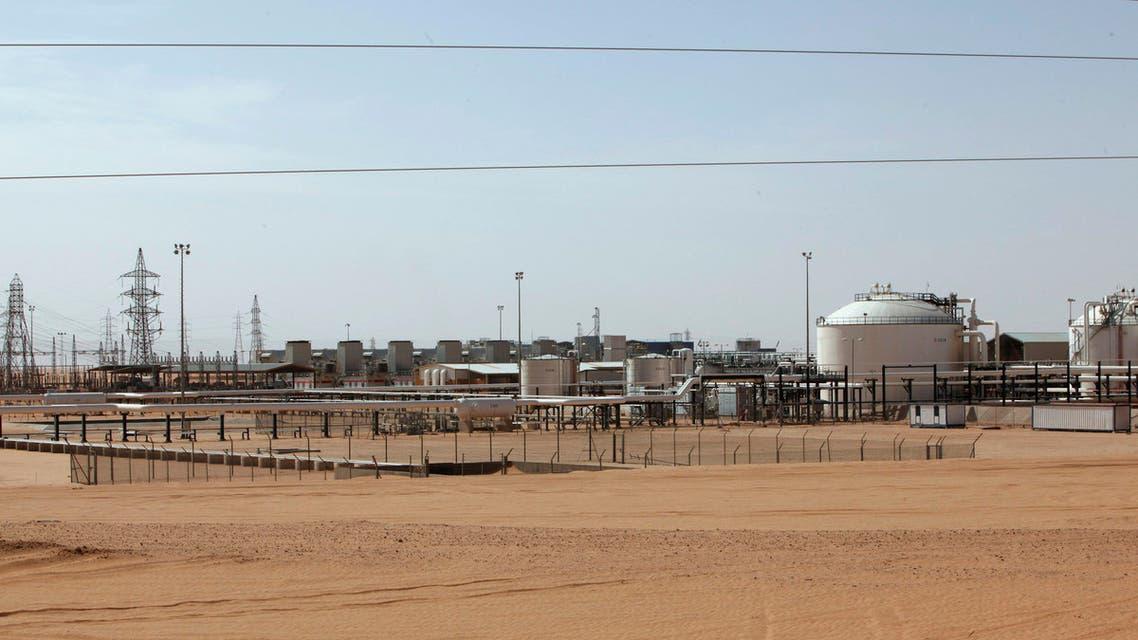 حقل الشرارة الليبي
