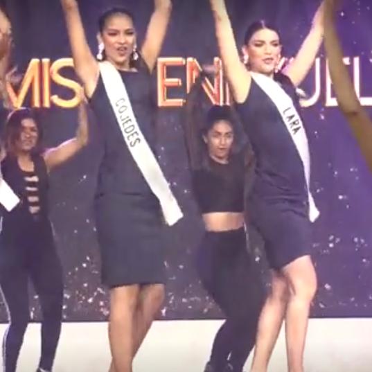 """لأول مرة بالتاريخ.. مسابقة ملكة جمال فنزويلا """"بدون مقاييس"""""""