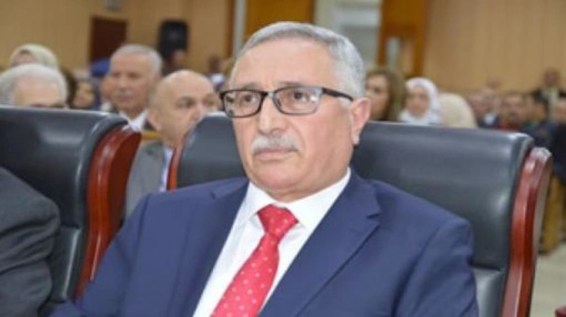 وزير العدل الجزائري المقال