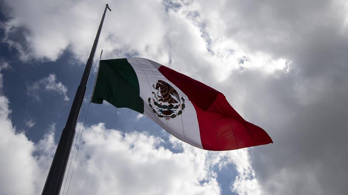 mexico flag (AFP)