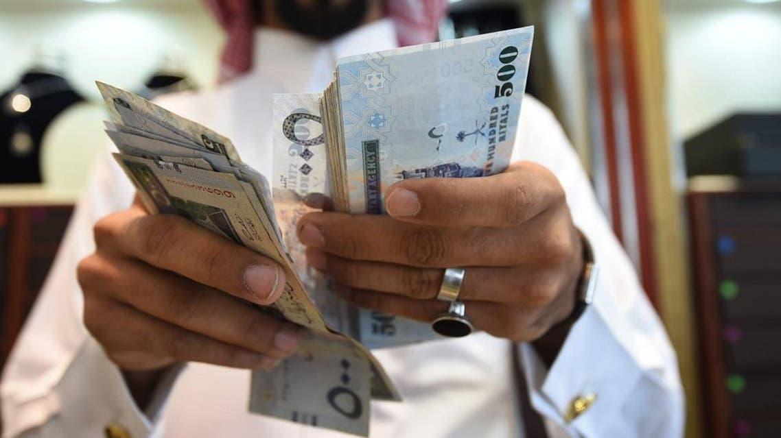 saudi riyals afp