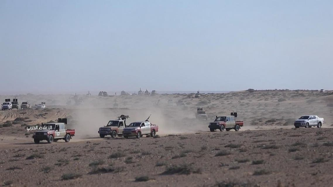 اشتباكات عنيفة جنوب العاصمة الليبية والجيش يكبد الفصائل الموالية للوفاق خسائر كبيرة