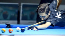 Fourteen-year-old Saudi billiards champion takes home first place in Las Vegas