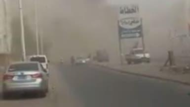 40 قتيلاً بهجومين حوثيين استهدفا مركز شرطة وحفل تخريج عسكريين بعدن