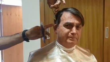 """رئيس البرازيل يلغي اجتماعاً مع وزير خارجية فرنسا لـ""""يحلق شعره"""""""