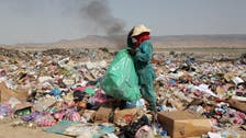 As garbage piles up in Tunisian cities, waste pickers demand recognition