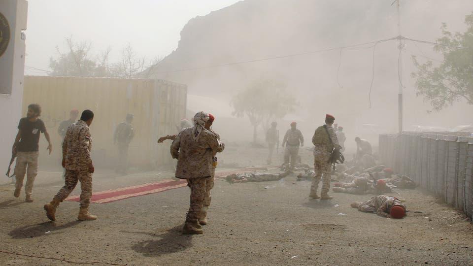 اليمن: ارتفاع حصيلة هجومي عدن الإرهابيين إلى 49 قتيلاً
