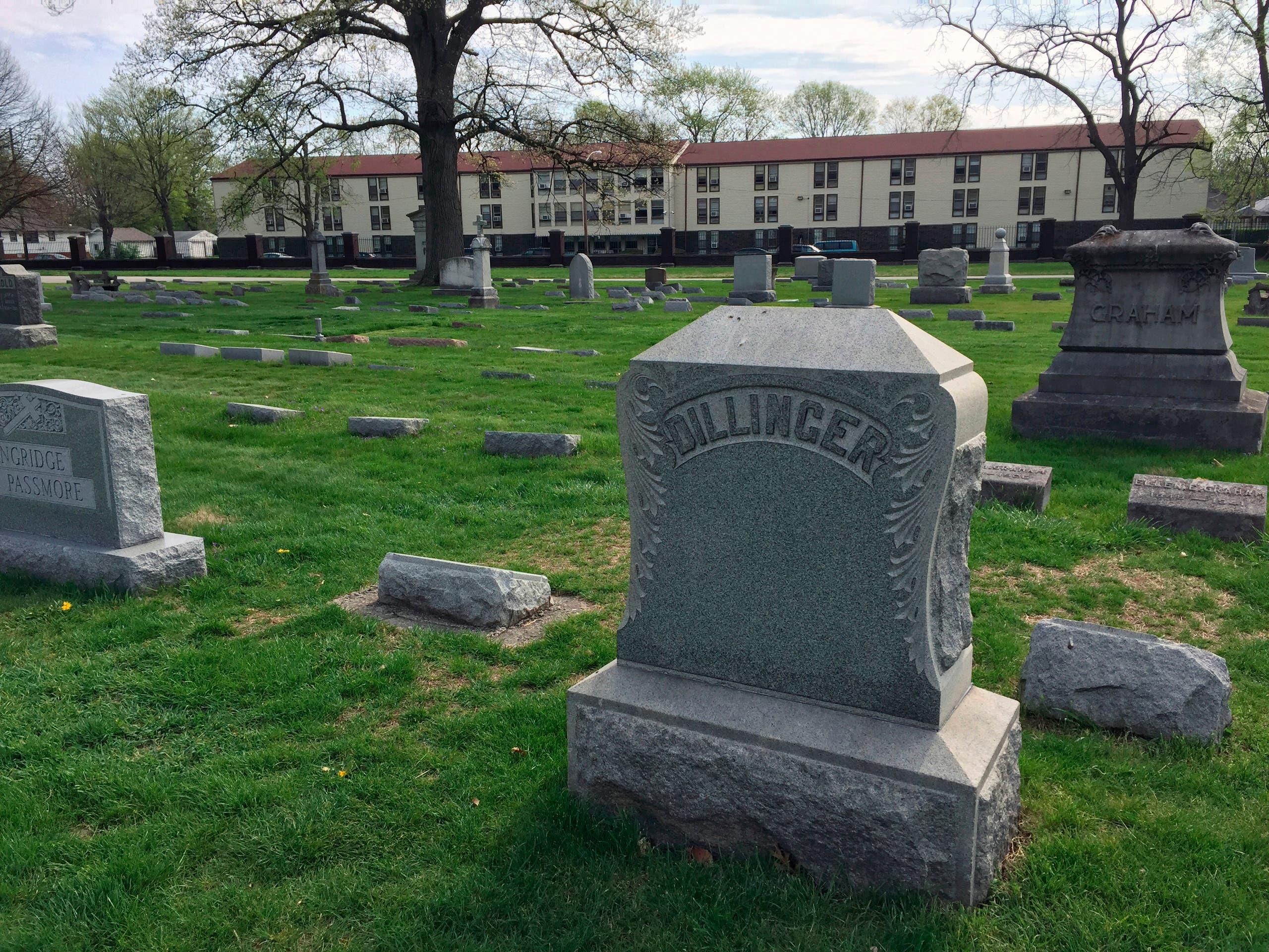 قبر جون ديلينجر