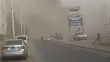 40 کشته و زخمی  در دو انفجار که مراسم نیروهای پلیس در عدن را هدف قرار داد