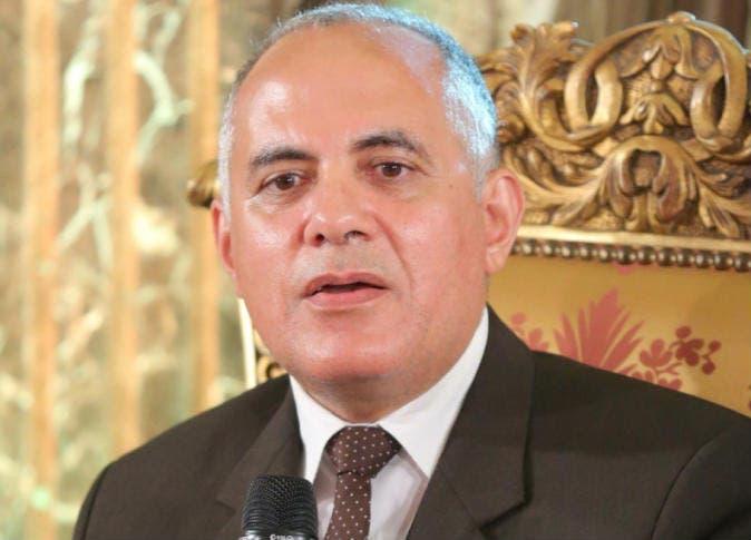 الدكتور محمد عبدالعاطي، وزير الموارد المائية والري المصري