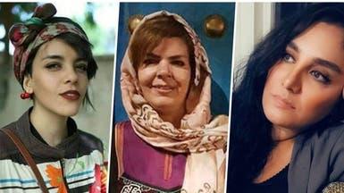 إيران.. السجن 16 و23 عاماً لناشطات ضد الحجاب الإجباري