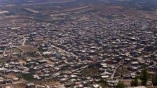 شام کے سرحدی شہرمیں حزب اللہ کے مرکز پر اسرائیل کا میزائل حملہ