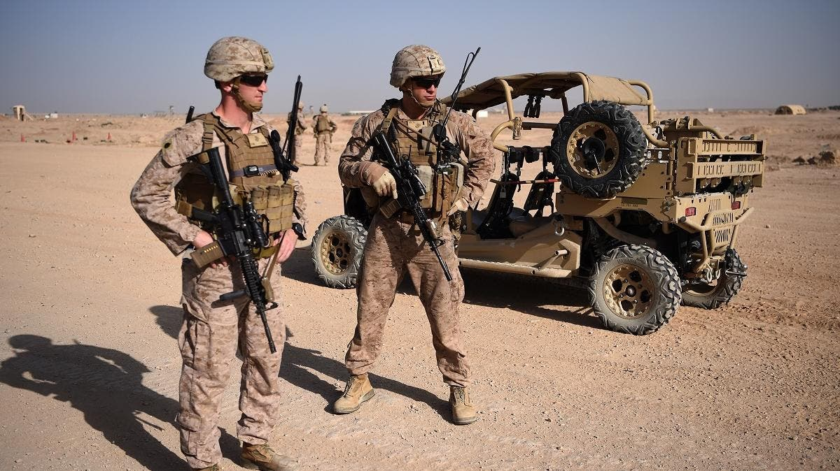 Taliban praises continued US troop pullout from Afghanistan thumbnail