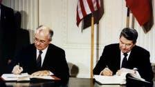 """مضمون وتاريخ معاهدة الصواريخ النووية التي """"انتهت"""" اليوم"""