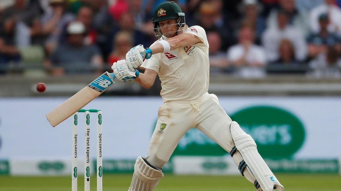 Australia's Steve Smith in action against England in the first Ashes Test at Edgbaston in Britain on August 1, 2019. (Reuters)
