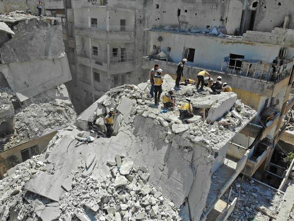 المرصد السوري: لا غارات جوية بعد إعلان وقف إطلاق النار